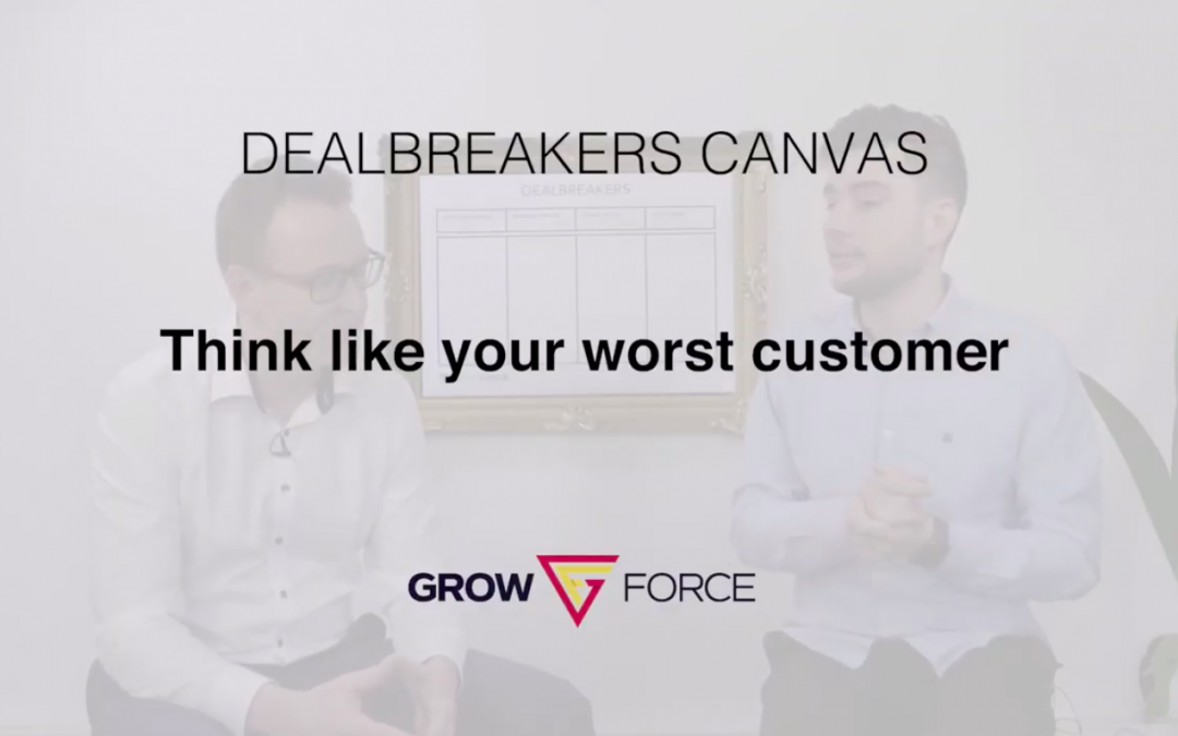Dealbreakers – Proven Growth Marketing Canvas for SMEs and Startups