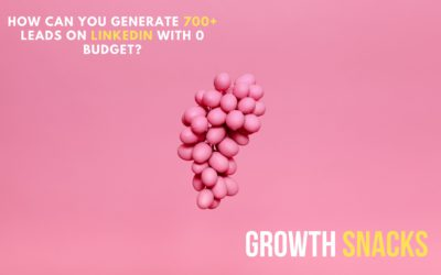 5 Must-Read Articles to Get Ahead in 2020 – Growth Snacks