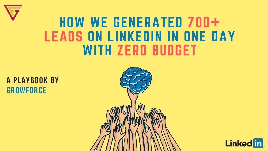 Linkedin Lead Gen Blog Post