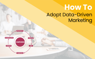 What is data-driven marketing and why you should adopt it?