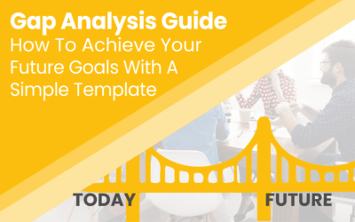 Gap Analysis: 5-Step Framework Guide And Template
