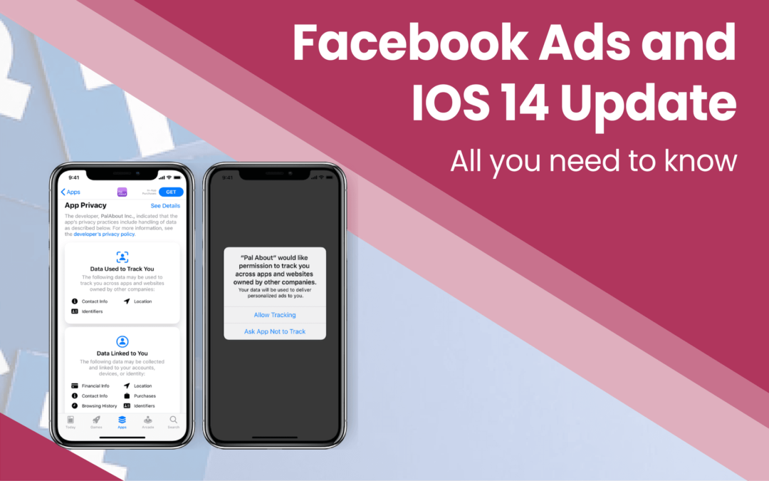 IOS 14 update and Facebook ads: what is the impact?