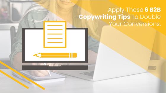 B2B copywriting examples